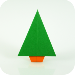 Christmas Origami - iPhone App