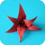 Origami Flowers - iPhone App