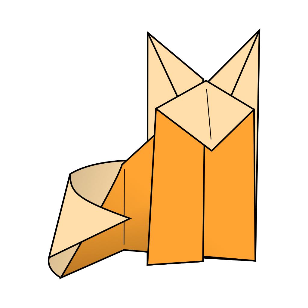 Origami- iPhone App