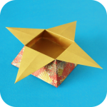Origami Boxes - iPhone App